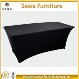 Wedding Use Textile Stretch Spandex Table Covers
