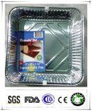 High Temperature Resistant Aluminum Foil Container