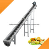 Spiral Lifter Machine for Vegetable and Fruit Process