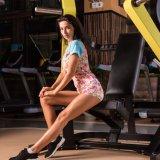Fashion Women Yoga Workout Tracksuit Fitness Gym Mama Sportswear