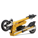 Two Wheels Electric Aluminium Alloy Folding Kick Scooter for Christmas
