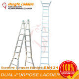 2*8 Folding Ladder Aluminium Ladder