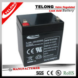 12V4ah Sealed Maintenance Free Lead Acid Battery