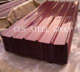 32/1000color Steel Roofing/ Metal Roofing Steel Cladding