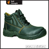 Hot Sell Industrial Safety Shoe with Steel Toe Cap (SN1702)