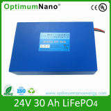 Factory Price 24V 30ah Lithium-Ion Battery Pack for Vacuum Cleaner