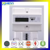 DIN Rail Energy Meter Electronic Meter Smart Electric Meter