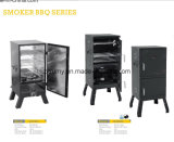 Charcoal Barrel BBQ Grill Outdoor Barbecue Grill