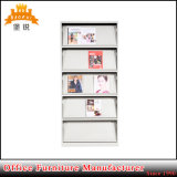 Jas-067 School Equipment High Quality Metal Storage Magazine Rack / Book Rack