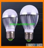 80CRI Dimmable 5W E14 LED Candle Light E27 E12