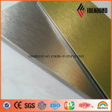 Silver Glod Brushed Color Prepainted Aluminium Coil