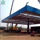 Steel Structure Truss Gas Station Building for Sale