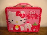 Tin Lunch Box with Printing Cartoon Artworks