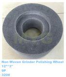 12inch*3inch 9p 320# Non Woven Grinder Polishing Wheel