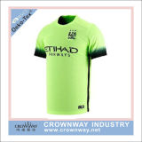 Quick Dry Polyester Soccer Jersey with Sublimation Printing