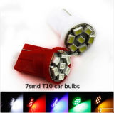 Wholesale 12V T10 7SMD 1206 Car LED Auto Light Bulb W5w/194/T10 LED Parking Light Clearance Lamp