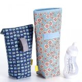 Soother Bag/Insulated Bottle Bag for Baby