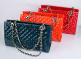 Shining PU Leather and Most Visited Products of Ladies Bags
