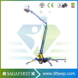 200kg 10m Mobile Towable Aerial Lifts for Sale