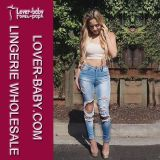 Fashion Denim Hot Women Jeans (L450-1)