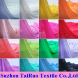 Polyester Silk Chiffon for Lady Scarf and Arab Headscarf