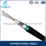 GYTA33 Multicore Optical Fiber Cable Stranded Loose Tube Steel Wire Armoured Cable Outdoor Fiber Optic Cable Direct Buried Underwater Cable Price