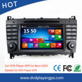 Android System GPS Car DVD Player for Mercedes Benz W203