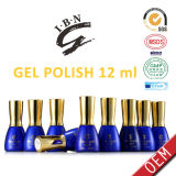 2014 Hot Selling Ibn Brand Soak off UV Nail Gel Polish, 60 Colors