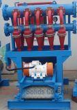 Desilter/Oilfield Drilling Fluids Desilter/Mud Desilter