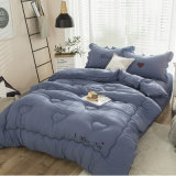 Quilted Home Bedding Quilt with Pillow and Sheet