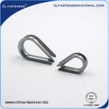 High Strength Carbon Steel Wire Rope Thimble/ Thimble