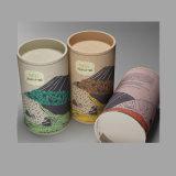 Custom Packaging Gift Tube Box/Cylinder Box/Tea Paper Packaging