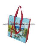 Full Printing Big Size Laminated PP Woven Shopping Bag