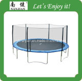 15ft Outdoor Trampoline/Safety Net, Jumping Mat, Ladder