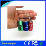 Promotional Gift Cocola Can Shape Metal USB Flash