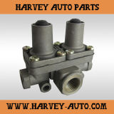 Hv-P07 Four-Circuit Protection Valve (934 700 040 0)