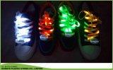 Best Selling Factory Customized Nylon LED Flat Shoelace