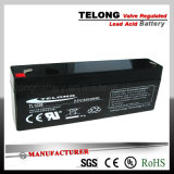 AGM Sealed Lead Acid Battery 12V 2.6ah
