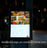 Outdoor Waterproof LED Light Box for Menu Board