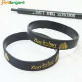 Top Quality Silicone Wristband with Customer Logo