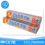 Eco-Friendly Healthy Recyclable Aluminium Foil Paper in Oven for Baking