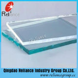 1.3mm/1.8mm Laminated/ Clear Float Sheet Glass with ISO