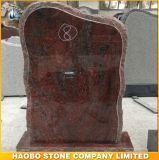Cheap Upright Headstone/Tombstone Granite Monument