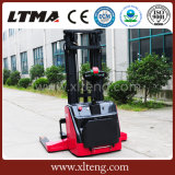 Ltma Forklift Stacker 1.5 -1.8t Electric Stacker Wide Legs