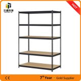 Angle Post Metal Storage Rack for Household
