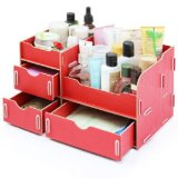 DIY Cosmetic Make up Organizer Cosmetic Jewelry Storage Box