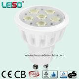 Standard Size 480lm Epistar LED Spotlight (LS-S505-GU10-EWW/EW)