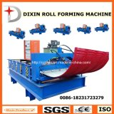 Automatic Curving Roof Sheet Forming Machine