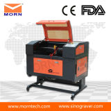 MDF Glass Plastic Paper CO2 Laser Cutting Engraving Machine
