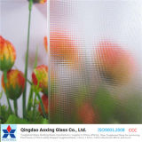 Pearl-S Patterned Glass Used for Window, Door